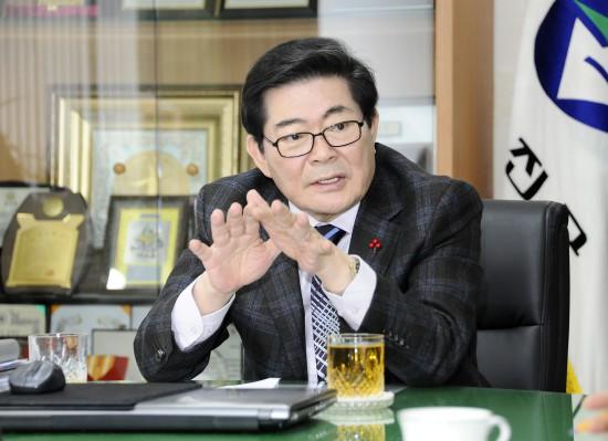 사진=김기동 광진구청장(광진구청 제공)