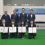 서울종합예술실용학교(SAC) 애완동물 애견미용전공, KKC 인터내셔널 도그쇼 4관왕